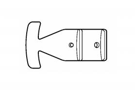 ℗ Шаблон зажигания FS-490-560 STIHL