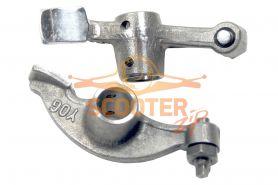 Коромысла клапанов (компл. 2шт.) для скутера с двигателем 4T 152QMI, 157QMJ 125-150cc