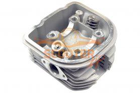 Головка цилиндра для скутера с двигателем 4T 158QMJ Stels/Keeway 150cc d-57, 4 (подш. d-33mm) в сборе с клапанами