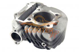 Цилиндр для скутера с двигателем 4T 153QMI 125сс d-52, 4 p-15