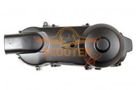 Крышка вариатора для скутера с двигателем 4T 152QMI 125сс (короткий картер)