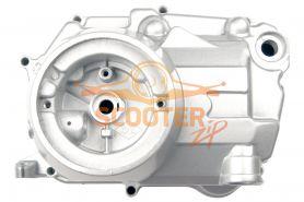 Крышка правого картера двигателя для мопеда с двигателем 4T 139FMB (мопед) 50сс тип 2
