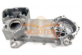 Картер двигателя левый для скутера с двигателем 4T 153QMI, 158QMJ Stels/Keeway 125/150сс