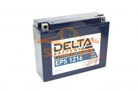 АКБ DELTA EPS 1216 NANO-GEL YB16AL-A2 (207 x 71 x 164)