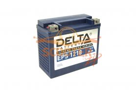 АКБ DELTA EPS 1218 NANO-GEL YTX20-BS (176 x 87 x 154)