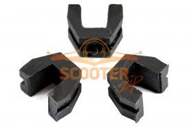 Скользители (комплект) для скутера с двигателем 4T 152QMI, 157QMJ 125-150cc
