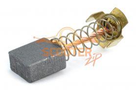 Щетка угольная для угловой шлифовальной машины (болгарки) ИНТЕРСКОЛ УШМ-230/2300М