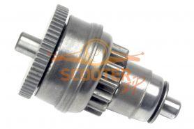 Бендикс (зубчатый привод стартера) для скутера Suzuki Let's (Тайвань)