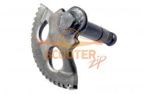 Зубчатый сектор кикстартера для скутера Yamaha / 1E40QMB (75mm)