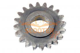 Шестерня привода коленвала для скутера с двигателем 4T 153QMI, 158QMJ Stels/Keeway 125-150cc
