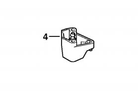 ℗ Фланец испыт.№ 4 от Набора инструментов для проверки  ms-250, SR-420 (вх. в 00008901701)