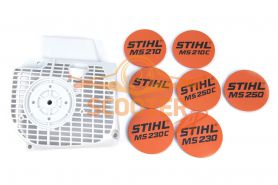Крышка стартера для бензопилы STIHL MS 210, 250