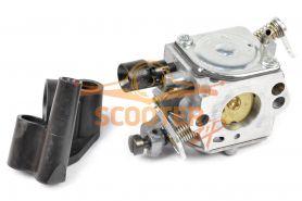 Карбюратор STIHL MS 230,250 СВЕ C1Q-100338C  (под праймер) с ускорительный насосом