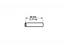 ℗ Втулка фланца цилиндра ms-180, 250 45мм (вх. в 00008901701)