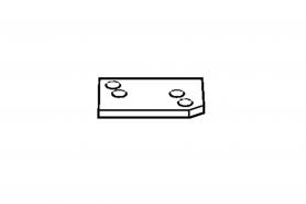 ℗ Фланец ms-180, 211, 250-загл. вып.-вместо глуш. (вх. в 00008901701)