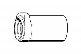 ℗ Втулка запрессовочная сальн. ms-180, 250