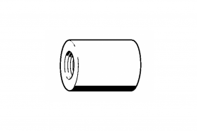 ℗ Направляющая деталь ms-180, 250 (защита сальн.-сорона мах.)