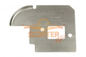 Охлаждающий лист глушителя для бензопилы STIHL MS 170, 180