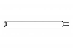 ℗ Монт. болт порш. пальца ms-180, FS-50, 70