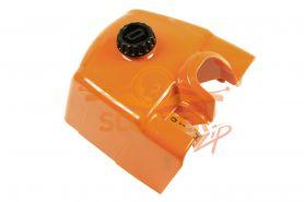 Крышка коробки карбюратора для бензопилы STIHL MS 341, 361 (Оригинал)