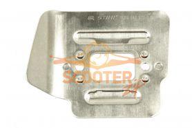Охлаждающий лист глушителя для бензопилы STIHL MS 341, 361