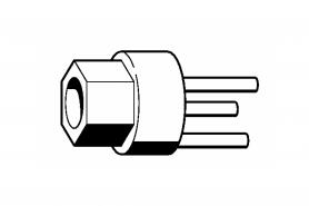 ℗ Ключ для фиксации ведущ.з/к mse-170, 190, 210.230