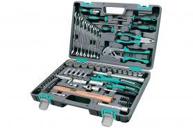 Набор инструментов, 76 предметов, 12-гранные головки STELS