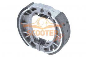 Колодки барабанного тормоза для скутера Honda Lead 50/90/100 (AF-20, AF-48/HF-05/JF-06), SYM, S-5, Trans