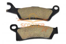 Колодки дискового тормоза передние правые Outlander 800,1000 платформа G2 (705601014)