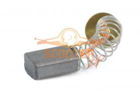 Щетка угольная 5х8х11 мм для дрели ИНТЕРСКОЛ Д-11/540ЭР, ДУ-580ЭР