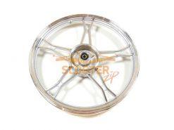Диск колеса 17 x 1.40 задний барабанный тормоз (колодки d-110мм) для мопеда