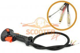 Рукоятка газа мотокосы BC/GBC-043