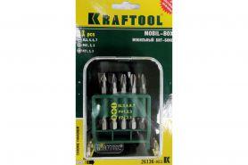 Набор бит KRAFTOOL 26136-H11