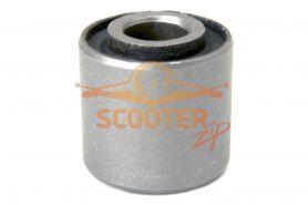 Сайлентблок крепления амортизатора для скутера с двигателем 4T 50-150cc (D-20mm, d-8mm, L-18-20mm)