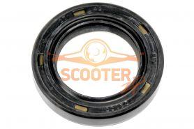 Сальник вала заднего колеса для скутера Honda Lead 50/90 (AF-20/HF-05), Joker 50/90 (AF-42/HF-42) 27х42х7 KOK (Тайвань)