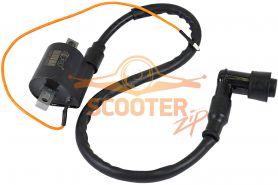 Катушка зажигания для мопеда с двигателем 4T 139FMB (мопед) 50сс