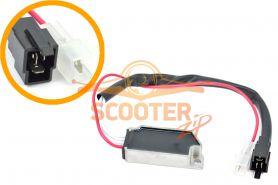 Регулятор напряжения YAMAHA XV400 XV535 XV750 XV1100 VIRAGO VMX1200 V-MAX (OEM 42X-81960-A1)