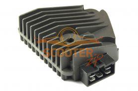 Регулятор напряжения для скутера с двигателем 4T 125-150сс Stels/Keeway 1 фишка 5 контактов