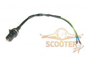 Контакт стоп сигнала для скутера Stels/Keeway дисковый тормоз
