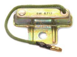 Резистор R-6 5w 6.7om (малый) (Тайвань)