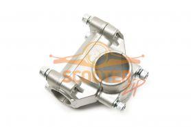 Кронштейн крепления трубчатой рукоятки для бензокосы ECHO SRM22 (комплект)