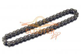 Цепь привода масляного насоса для скутера с двигателем 4T 153QMI, 158QMJ 125/150сс