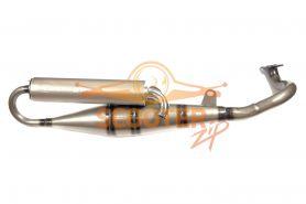 Глушитель Tecnigas [NEXT-R лак] для скутера Keeway/Vento/Stels