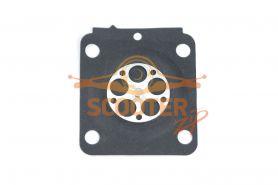Мембрана карбюратора рег. для бензокосы STIHL FS-38, 55 нов. мод, STIHL FS-87-130