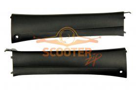 Нижние боковые обтекатели (пара) для скутера Suzuki Adress V