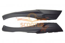 Нижние боковые обтекатели (пара) для скутера Yamaha YG50Z