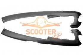 Нижние боковые обтекатели (пара) для скутера Yamaha Jog C/Jog ZII