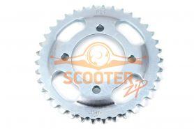 Звезда ведомая 428-38T для мотоцикла IRBIS CG125-250, CB125-250