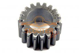 Шестерня привода маслонасоса для мотоцикла с двигателем 153FMI, 154FMI; TTR125, ACTIV, EX110, IROKEZ