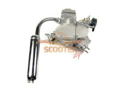 Двигатель 2Т для велосипеда 50см3 (полный комплект для установки на велосипед)